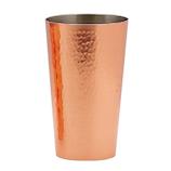 新光金属 純銅製ビアカップ S-503 500mL│食器・カトラリー ビールグラス・ジョッキ