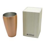 新光金属 MUKU 銅製タンブラー L MUK-1911│食器・カトラリー グラス・タンブラー