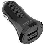 多摩電子工業 USBカーチャージャー2.4A TK120UK ブラック