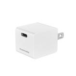 多摩電子工業 USB Power Delivery対応 コンセントチャージャー 20W TAP130UW ホワイト│携帯・スマホアクセサリー モバイルバッテリー・携帯充電器