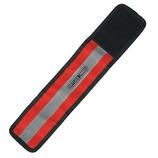 <東急ハンズ> 幅広サイズで裾がまとめやすく、リフレクティブテープで夜間も安全です。 オルトリーブ アンクルバンド レッド 1本入画像