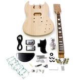 HOSCO エレキギターキット SGタイプ ER-KIT-SG