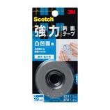 3M スコッチ 強力両面テープ 凸凹面用 KH−19