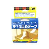 3M すべり止めテープ屋内用 2.5cm×4.5m SWT−25 透明