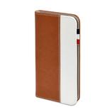 【iPhone7】 日本トラストテクノロジー BOOKIP7 ブラウン