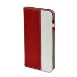 【iPhone7】 日本トラストテクノロジー BOOKIP7 レッド