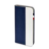 【iPhone7】 日本トラストテクノロジー BOOKIP7 ネイビー