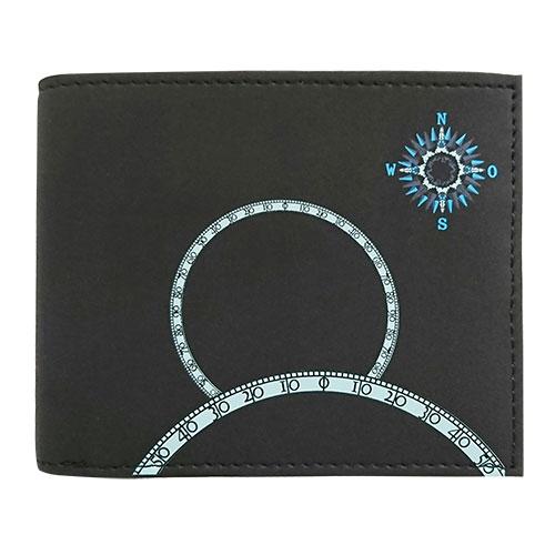 OXMOX 二ツ折り財布 ウインドローズ