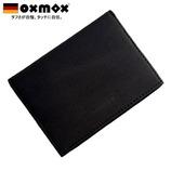 OXMOX 定期入れ BLACK 50118-39