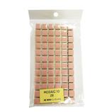 モザイクタイル 2B ピンク│床材・壁材 モザイクタイル