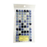 アートモザイク 10ミックス ブルー│床材・壁材 モザイクタイル