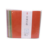 <東急ハンズ> 十二単衣をイメージした和紙の組合わせです 尚雅堂 おりがみ 日本の色 9.5cm角 29251画像