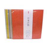 尚雅堂 おりがみ 日本の色 15cm角 29252│折り紙・和紙工芸 折り紙