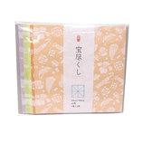 <東急ハンズ> 「宝尽くし」を五色の和紙と組合わせました 尚雅堂 おりがみ 宝尽くし 9.5cm角 29260画像