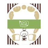 みずたまパン工房 mizutama レターセット 35-036│レターセット・便箋 レターセット