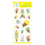 パピアプラッツ mizutama マステシール 35−625 アイスクリーム