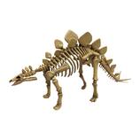 <東急ハンズ> 関節が動く!遊べるアクションフィギュアです。 ポーズスケルトン 恐竜 ステゴサウルス画像