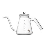 安清式 ガラス製コーヒーケトル PTB600TG