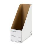 フェローズ バンカーズボックス マガジンファイル 208S 3個入り 1008201 ブラック│収納・クローゼット用品 クラフトボックス