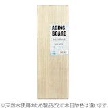 桐 エイジングボード 600×200×13 ホワイト│合板・べニア板 棚板