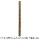 桐 エイジング支柱 ブラウン 900×45×23│合板・べニア板 棚板