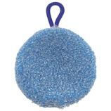 サンベルム 洗面台洗いタワシ ブルー