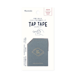 カンミ堂 タップテープ TP‐1002 スモークブルー│ガムテープ・粘着テープ 両面テープ