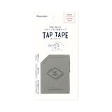 カンミ堂 タップテープ TP‐1004 グレー│ガムテープ・粘着テープ 両面テープ
