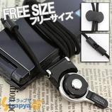 HandLinker ネックストラップ フリーサイズ ブラック