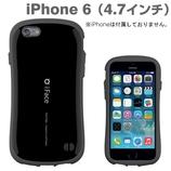 【iPhone6】4.7インチ iFace_First_Classケース ブラック