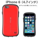 【iPhone6】4.7インチ iFace First Classケース レッド