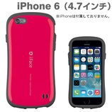【iPhone6】4.7インチ iFace_First_Classケース ホットピンク
