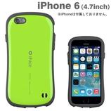 【iPhone6】4.7インチ iFace_First_Classケース グリーン