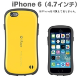 【iPhone6】4.7インチ iFace_First_Classケース イエロー
