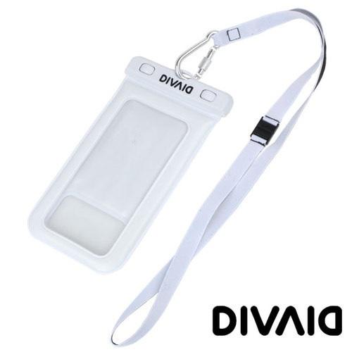 Hamee DIVAID 防水ケース IP68 ホワイト