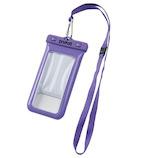 DIVAID フローティング防水ケース パープル│携帯・スマホケース
