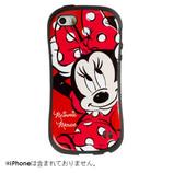 【iPhoneSE/5s/5】 ディズニー iface First Classケース ミニーアップ