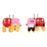 Hamee ディズニーキャラクター/おしり2ポートUSB-AC充電器 ミッキーマウス&ミニーマウス