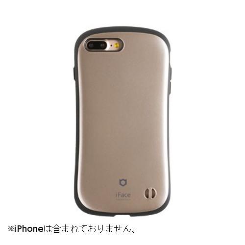 8c9f37a9f7 【iPhone7Plus】 iFaceメタリックケース ゴールド