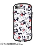 【iPhoneSE(第2世代)/8/7】 iFace First Class ディズニー ミッキーマウス 総柄│携帯・スマホケース iPhoneケース