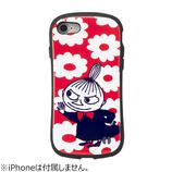 【iPhoneSE(第2世代)/8/7】 iFace First Class ムーミン リトルミイ 花柄│携帯・スマホケース iPhoneケース