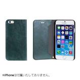 【iPhone7】 CERTA(ケルタ)ダイアリーケース グリーン