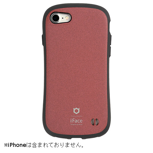 1f8b733441 【iPhone7】 iface First Class Senceケース レッド