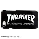 【iPhone7】 スラッシャーハードケース ブラック
