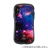 【iPhoneXS/X】 iFace First Class Universeケース ネビュラ