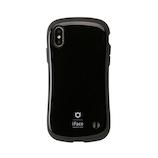 【iPhoneXS/X】iFace ファーストクラス スタンダードケース ブラック
