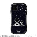 【iPhone11】PEANUTS/ピーナッツ iFace First Classケース ネイビー│携帯・スマホケース iPhoneケース