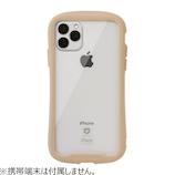 【iPhone11ProMax】iFace Reflection 強化ガラスクリアケース ベージュ│携帯・スマホケース iPhoneケース