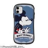 【iPhone11】 iFace First Classケース ディズニー 和風ミッキーマウス アップ│携帯・スマホケース iPhoneケース