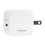 Hamee PD対応 1ポート Type-C AC充電器 ホワイト│携帯・スマホアクセサリー モバイルバッテリー・携帯充電器